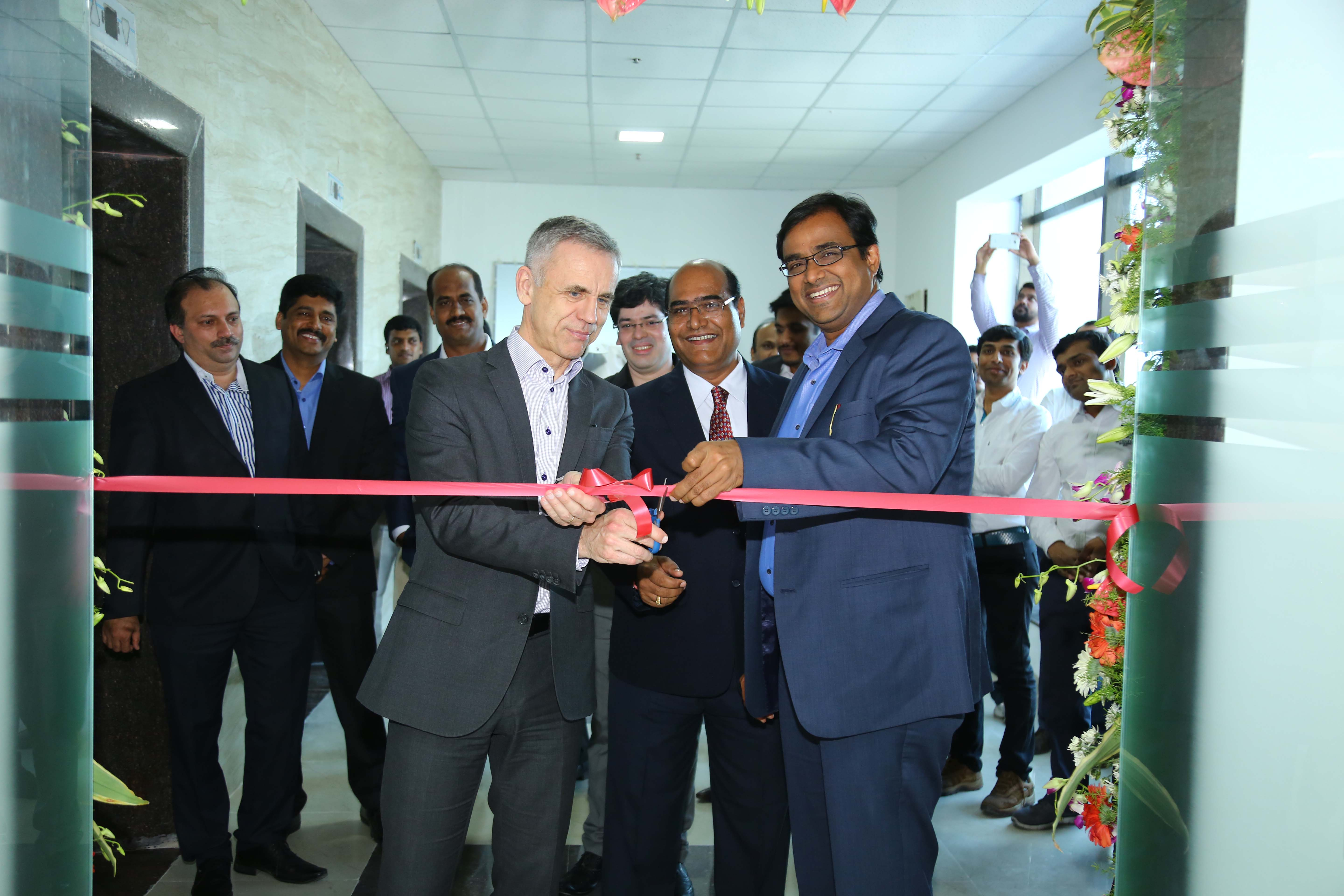 Pune Office In New Premises Citec Attitude Wiring Harness Industry