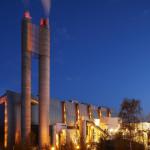 Klemetsrud waste-to-energy plant in Oslo, Norway